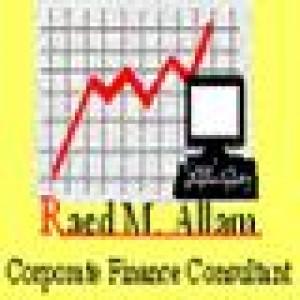 Raed M. Allam-Corporate Finance Consultant Logo