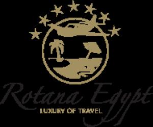 Rotana Egypt Travel Logo