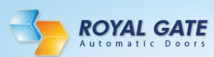 Royal Gate for Automatic Doors Logo