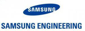 SAMSUNG ENGINEERING CO LTD Logo