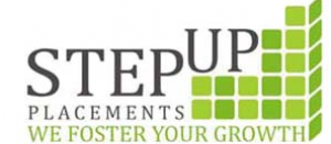 Step Up Placements Logo