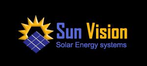 Sun Vision Solar Energy Systems Logo