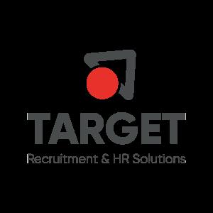 Target Recruitment  & HR Solutions  Logo