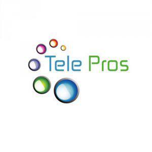Telepros contact center Logo