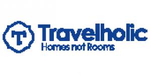 Travelholic Inn Logo