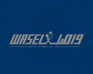 WASEL COURIER SERVICES Logo