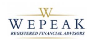 Wepeak for Financial Advisory Logo