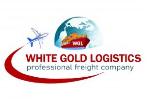 White Gold Logistics Logo