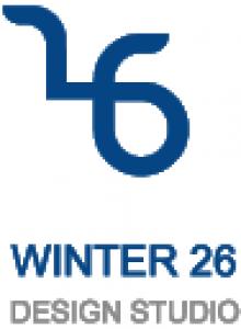Winter26 DESIGN STUDIO Logo