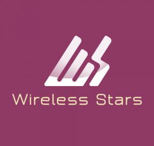 Wireless Stars Logo