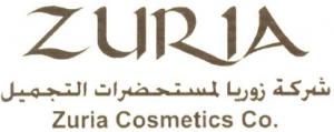 Zuria Cosmetics Company Logo