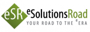 eSolutions Road  Logo