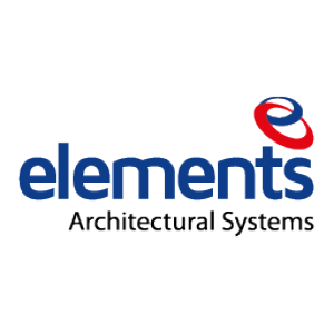 elements architectural system Logo