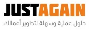 justagain Logo