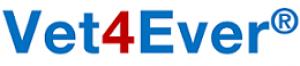 vet4ever .  Logo