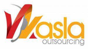 wasla outsourcing Logo